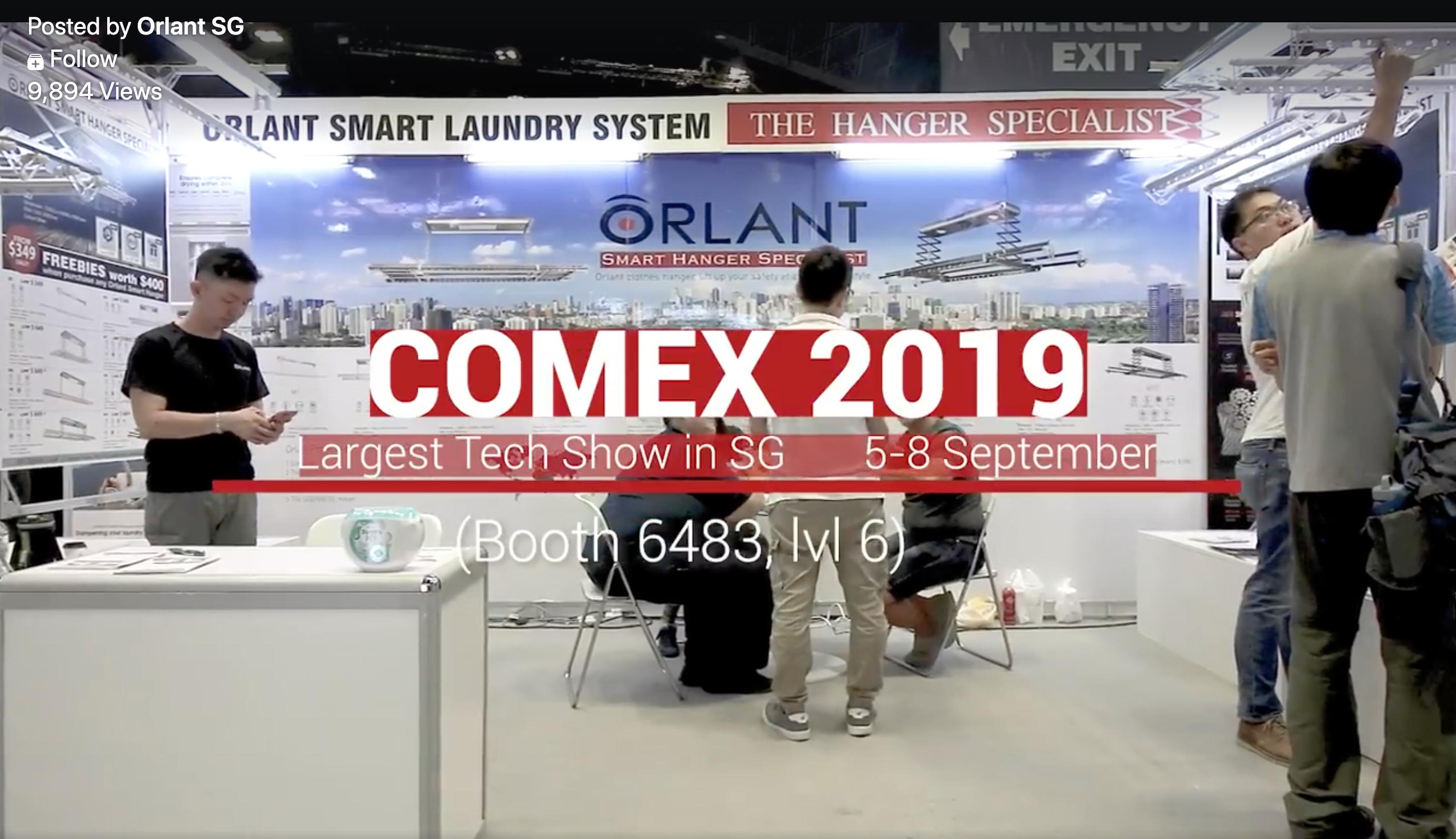 COMEX 2019